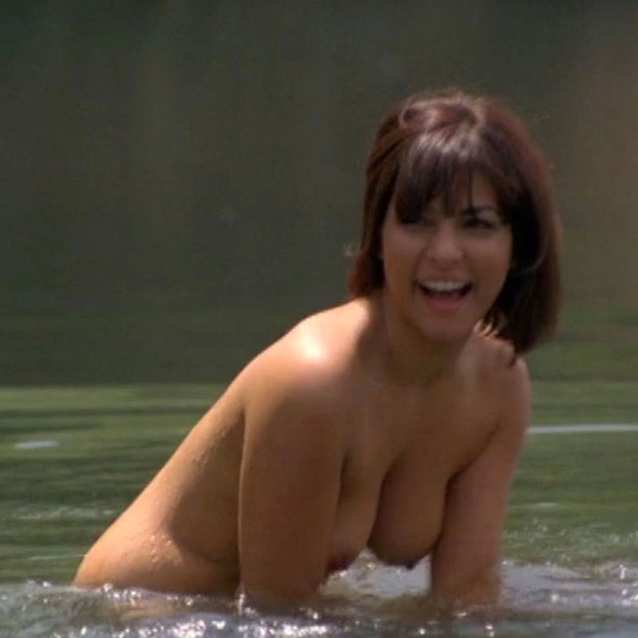 Hayden panettiere in lingerie