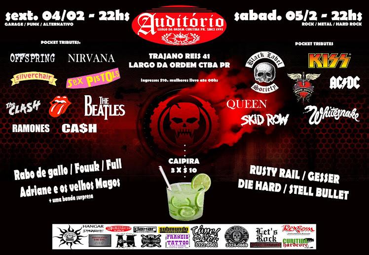+ 2 dias de puro rock