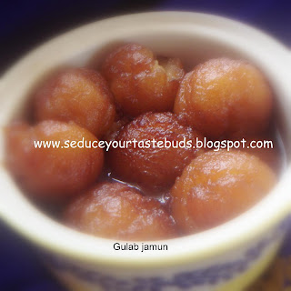 how to prepare gulab jamun at home in telugu