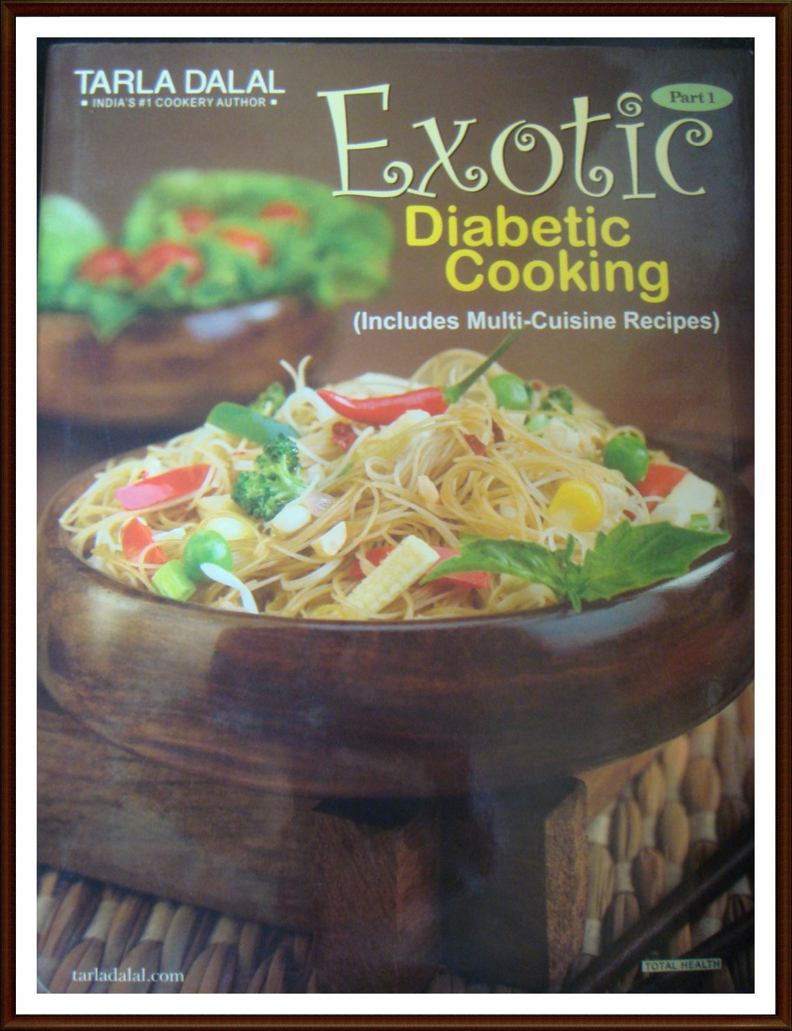 Exotic diabetic cooking book review seduce your tastebuds the first thing that i noticed was that each page has a tempting click of the dish so it makes us all the more eager to try them outeach recipe also has forumfinder Images