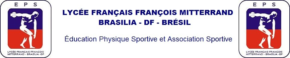 EPS - Education Physique Sportive - Brasília - DF - BRÉSIL