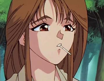 Personagens preferidos Shizuka