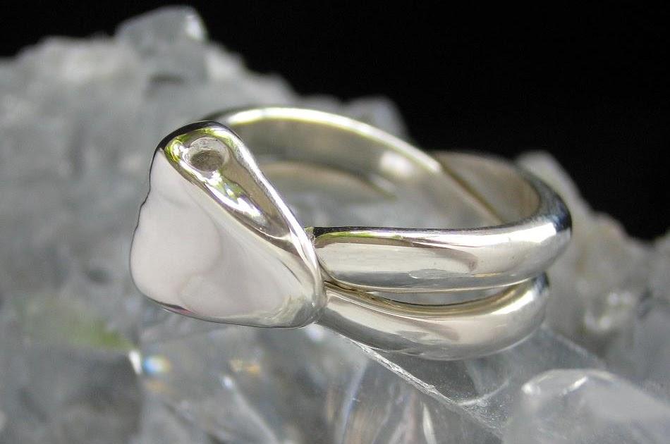 paysonjewelry new custom snake engagement ring