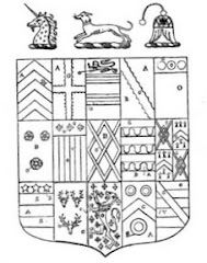 The Lewknor composite Coat of Arms