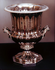 The Symondsbury Vase presented to John Symonds Apr 6th 1858
