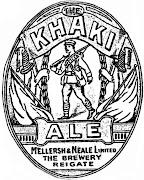 Khaki Ale c1915