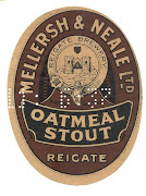 Oatmeal Stout c1935. Another brew which suffered the deprivations of WW1