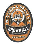 Brown Ale c 1936. minor redesign.