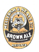Brown Ale c1934. Bottled version of the dark Mild.