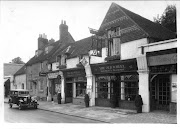 The Old Wheel Tearooms, Reigate c1940s