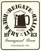 John Harvey's Inaugural Ale