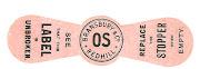 Bransbury neckstrap for Oatmeal Stout c1906-1913
