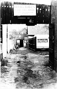 Durrants Brewery yard - now derelict