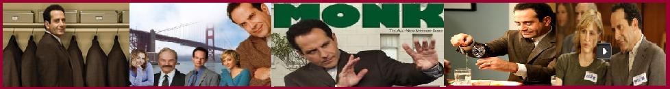 Adrian Monk Fan Pages
