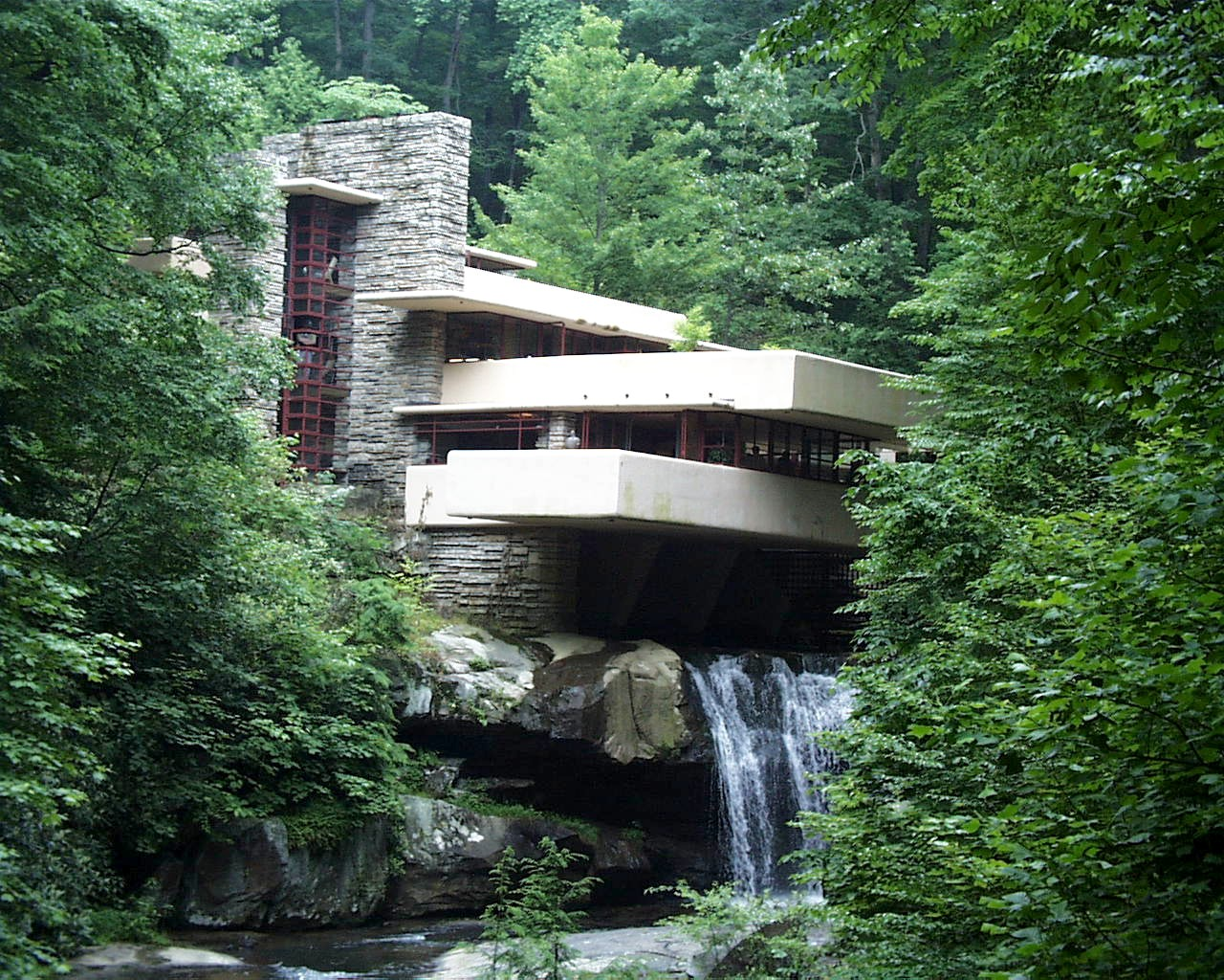 Arquitectura moderna taringa for Casa moderna arquitectura
