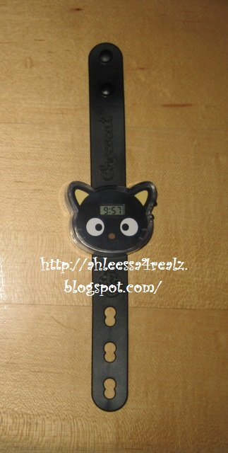 Hello Kitty Watches Mcdonalds 2010. This is one of the watches I