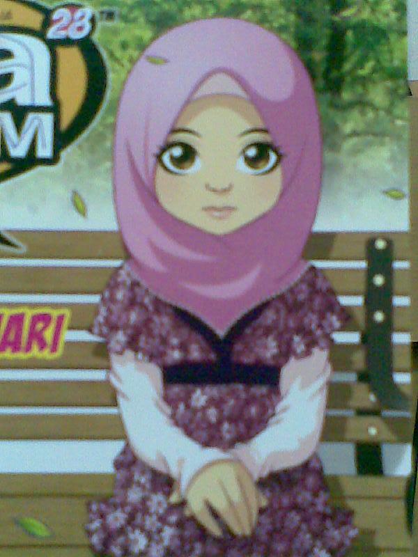 wallpaper kartun islam. wallpaper kartun islam.