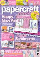 Thrilled to be chosen as Papercrafter of the Year 2009