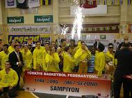 2006-2007 ŞAMPİYONU