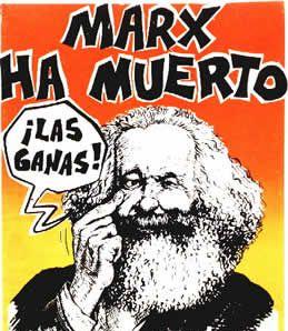 Karl Marx vive