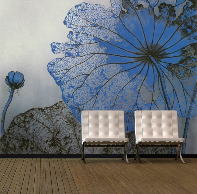 Custom wallpaper inspiration custom wallpaper imagery for Custom mural wall covering