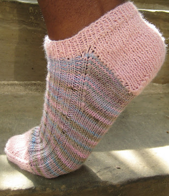 Knitted Ankle Socks Patterns Free : KNIT ANKLE SOCK PATTERN Free Patterns