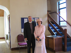 Dr and Mrs Ron Johnstone.