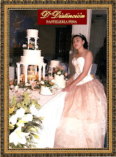 GALERIA DE EVENTOS SOCIALES D´DISTINCION
