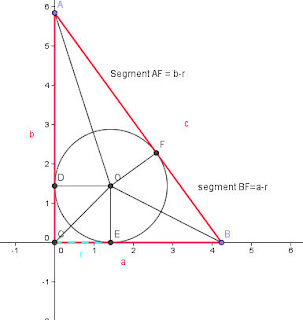 how to find the length of a right triangle