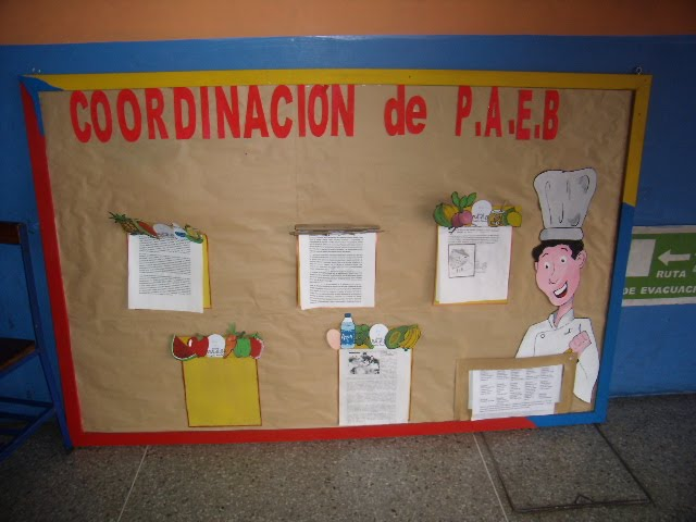 Pin Carteleras Educativas on Pinterest