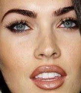 megan fox make up