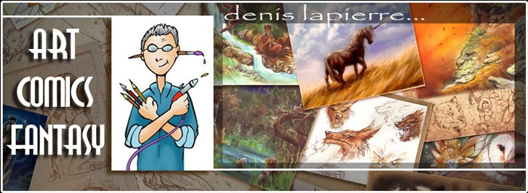 art fantasy par denislapierre