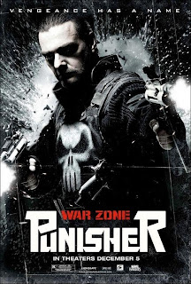 Punisher 2: Zona de Guerra Poster