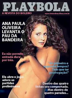 Fotos De Ana Paula Oliveira Nua Na Playboy Em Julho Filmvz Portal