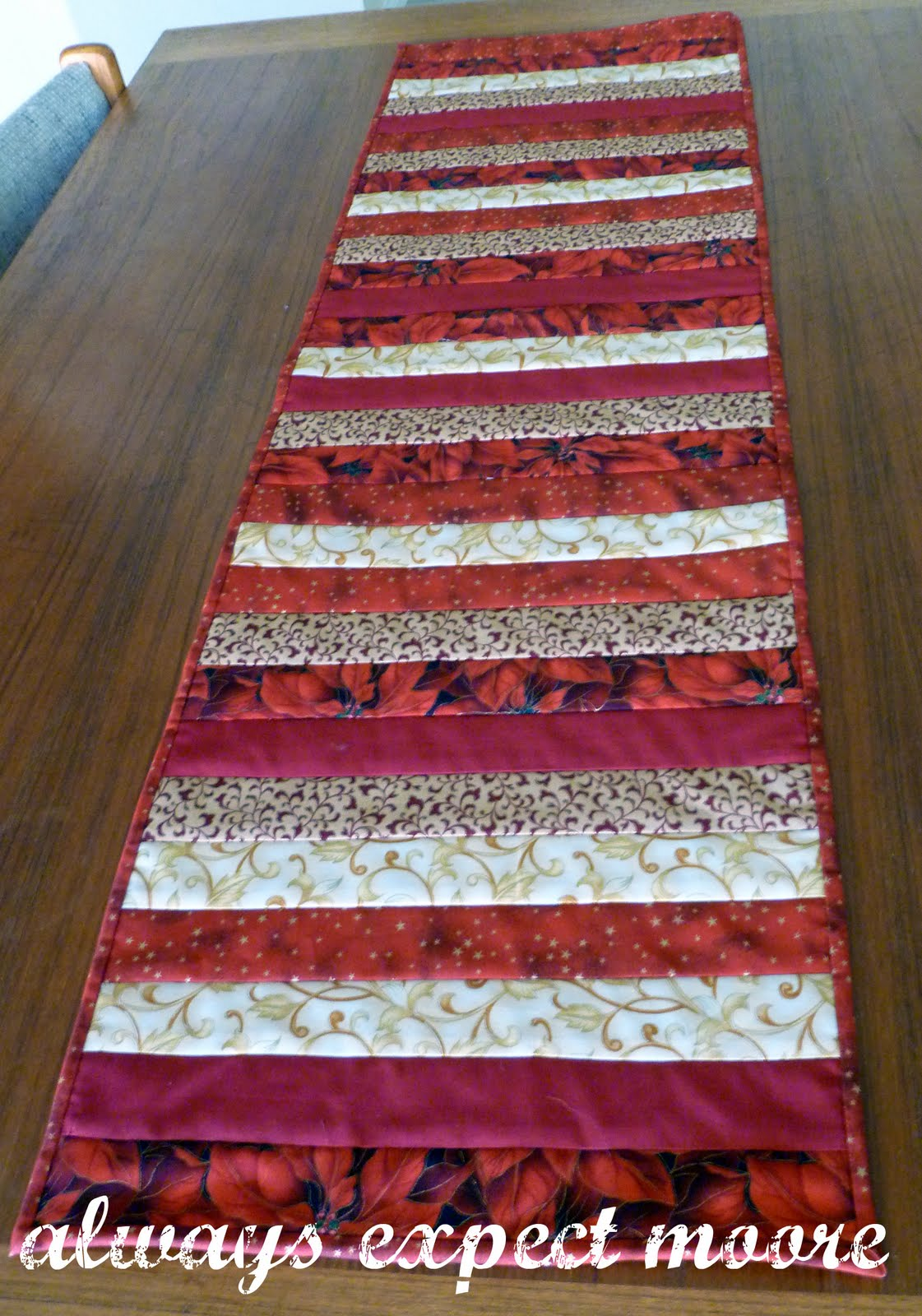 table watch quilted easy youtube fast runner quilt and episode