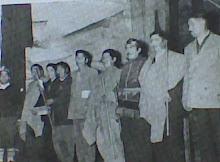 longkos de Chiloé en parlamento con Salvador Allende