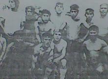 Equipo de Linao deporte tradicional willice
