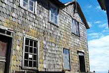 Arquitectura Mechuque Quemchi Isla de Chiloé