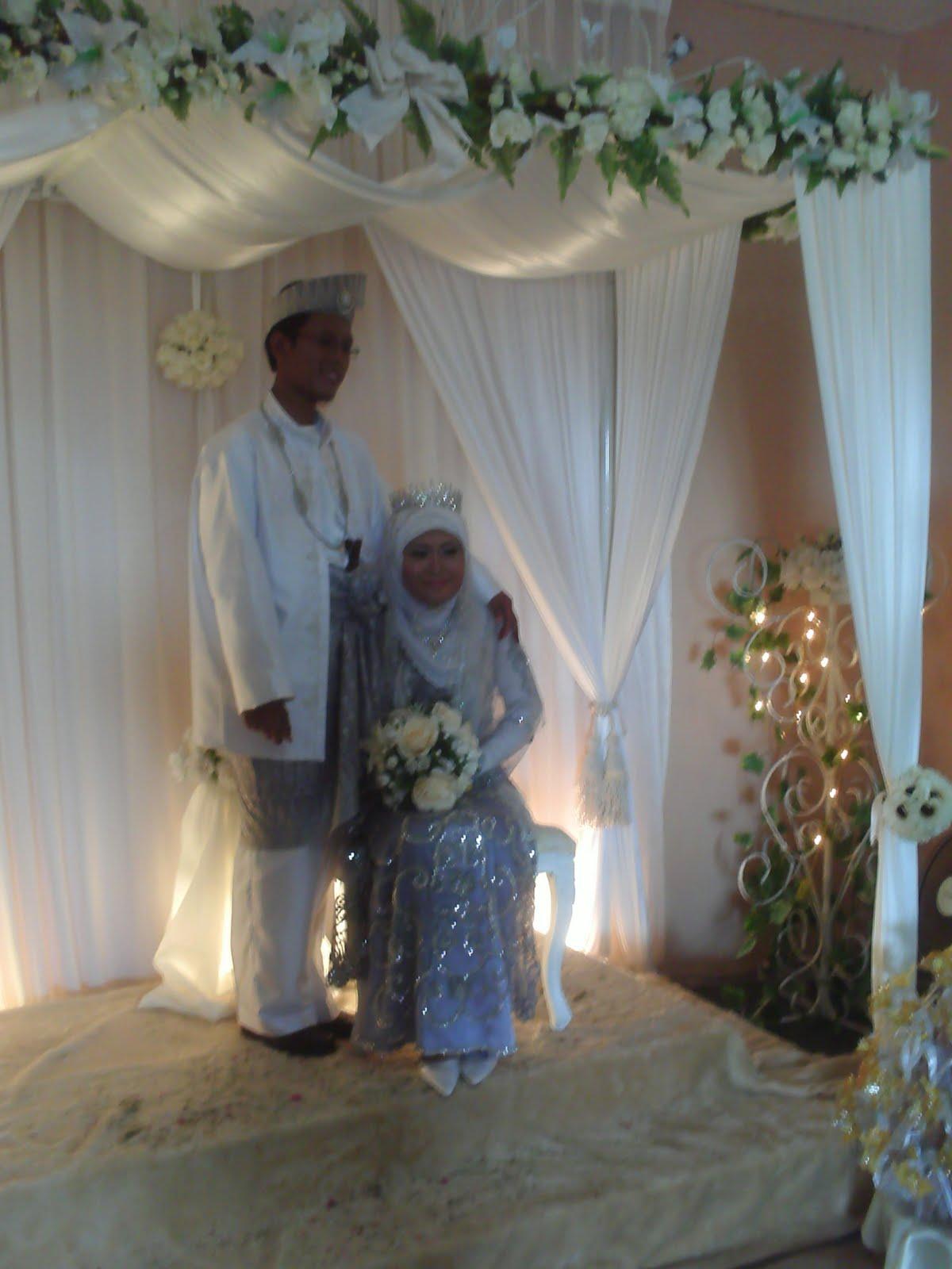 Butik Ar-rA: Selamat Pengantin Baru Suhairi & Isteri, Kg Melayu Sri