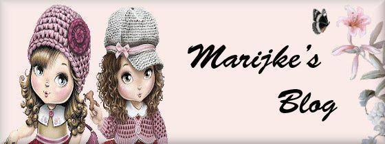 Marijke's Blog
