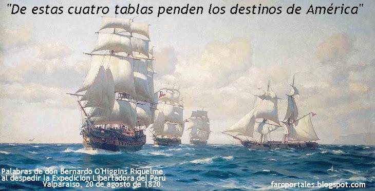 Primera Escuadra Nacional de Chile. 1819