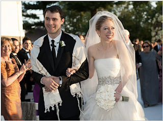 30 Chelsea Clinton & Marc Mezvinsky