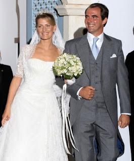 Tatiana Blatnik Nikolaos Greece+2 Casamento Real...!