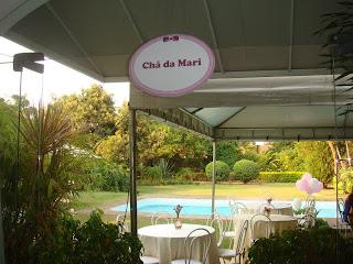 %name Chá de Panela da Mari!