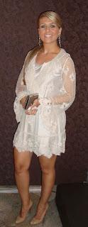 1 Look convidada: nude + jóias (lindas)!