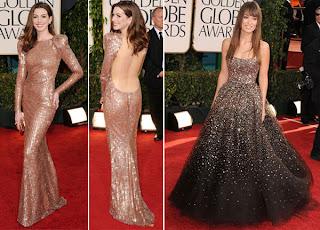3 Golden Globe Awards 2011