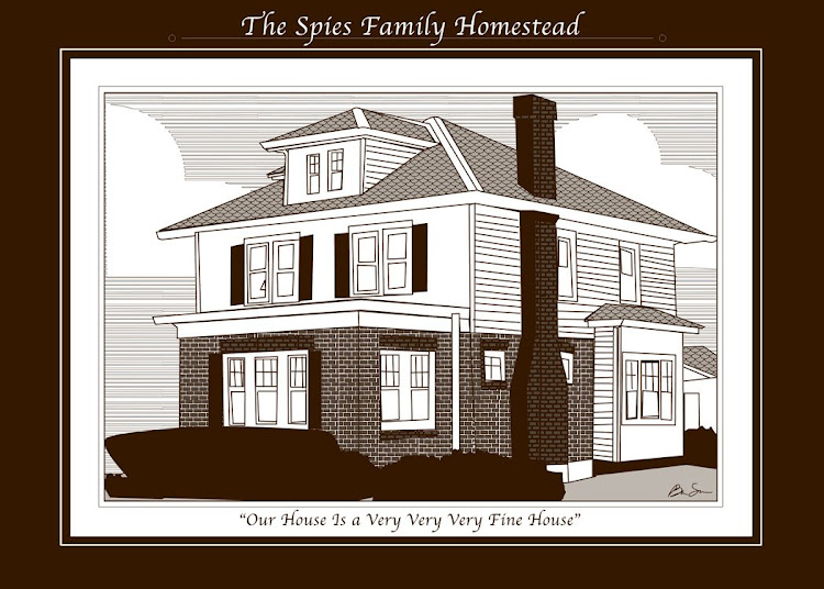 Spies Family House
