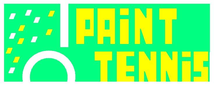 paint tennis