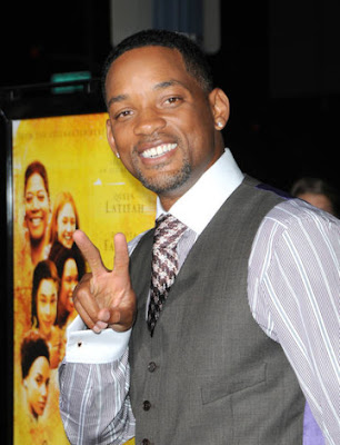Male: Will Smith