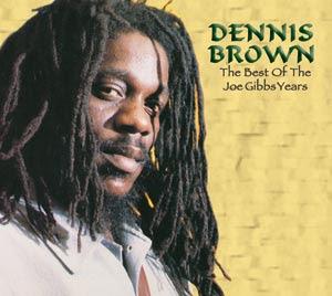 Dennis Brown LP